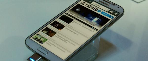 Samsung Galaxy S IV: la presentazione ufficiale