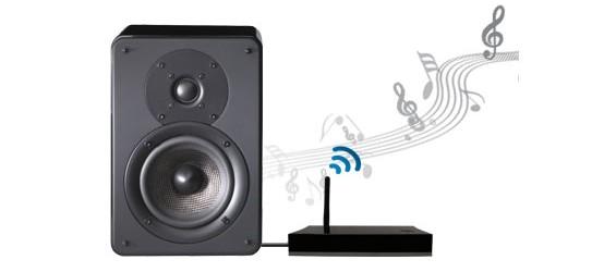 Casse audio wireless