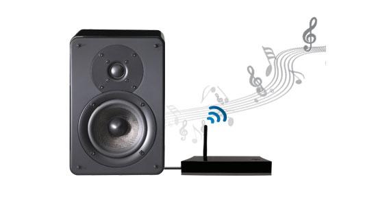 Casse audio wireless risorseonline - Stereo casse wireless ...