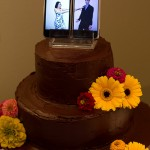 cake topper iphone
