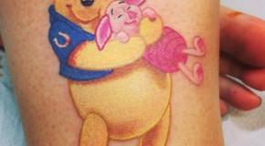 Disney e i tatuaggi da favola