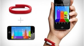 UP di Jawbone: un assistente personale in un bracciale