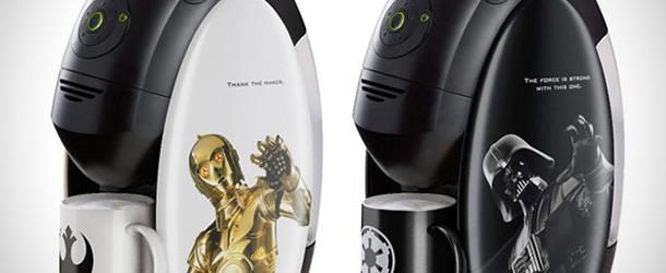 Macchina da caffè Star Wars, per un caffè davvero spaziale