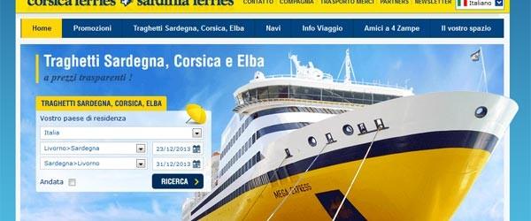 In viaggio con Corsica Sardinia Ferries