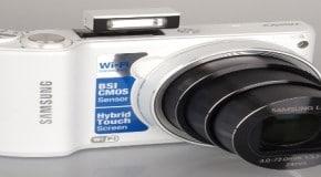 Samsung: nuova smart camera WB250F, dettagli e caratteristiche