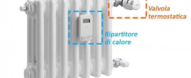 Ripartitori di Calore