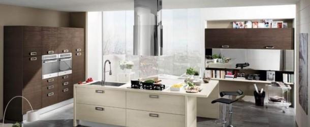 Come arredare la cucina per ottenere uno spazio moderno