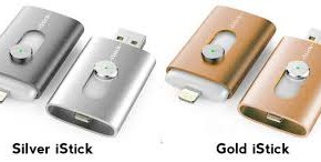 USB per iPhone e iPad: nasce iStick