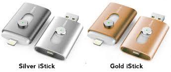 USB per iPhone e iPad: nasce iStick