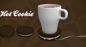 Caffè caldo e cookie USB!