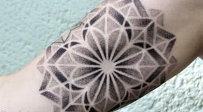 Dotwork tattoo, ne vorrai uno anche tu