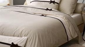 Consigli per comprare la giusta parure di lenzuola online